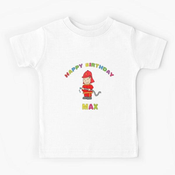 Happy Birthday Birthday Child Child Boy Boy Kids T-Shirt