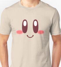 Kirby Face Unisex T-Shirt