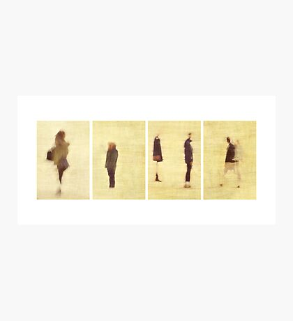 People Photographic Print