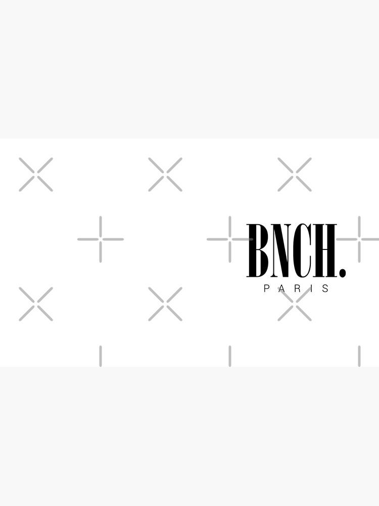 «BNCH, inspiré de grandes marques parisiennes.» par Scorpiix