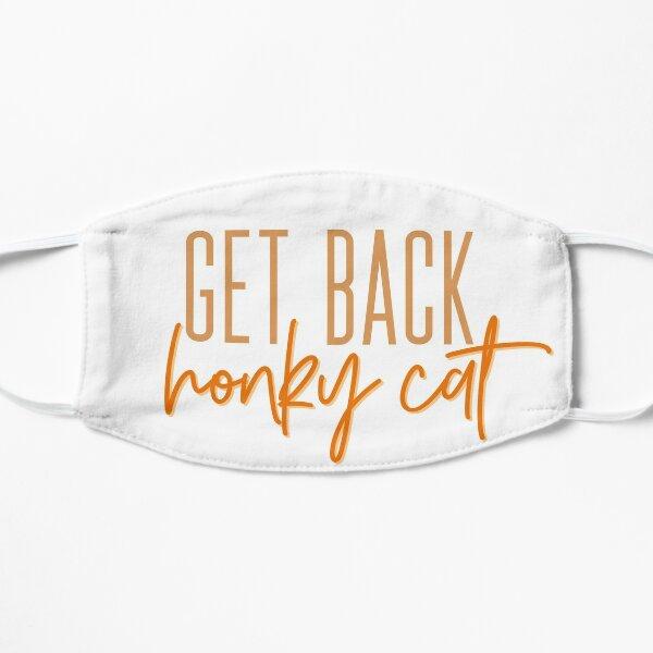 Honky Cat Flat Mask