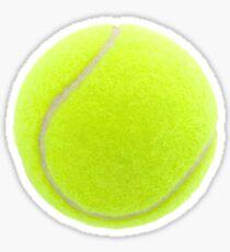 Tennis Ball Sticker Sticker