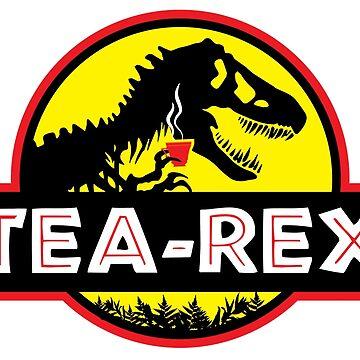 Tea-Rex - V2 (designer of the original) by roundrobin