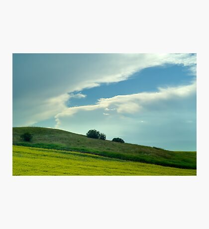 Alberta - Drive by Shooting Photographic Print