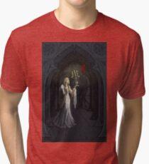 Beware Crimson Peak Tri-blend T-Shirt