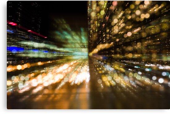 Cityscape by Mel Brackstone