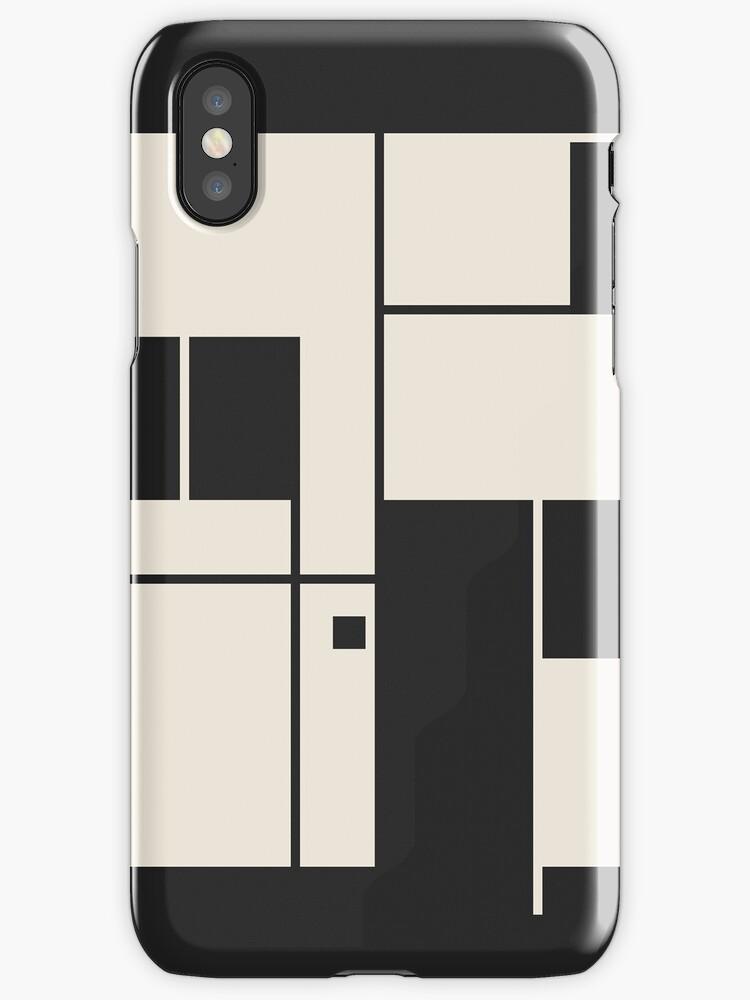 De Stijl / Bauhaus series 1 by Jamie Harrington