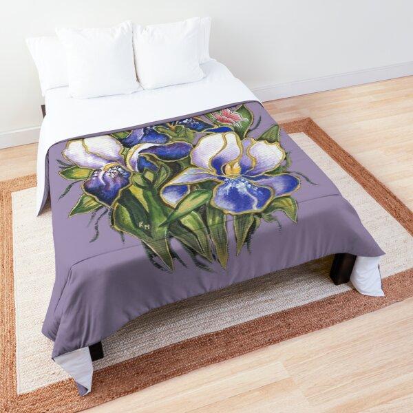 Iris night Comforter