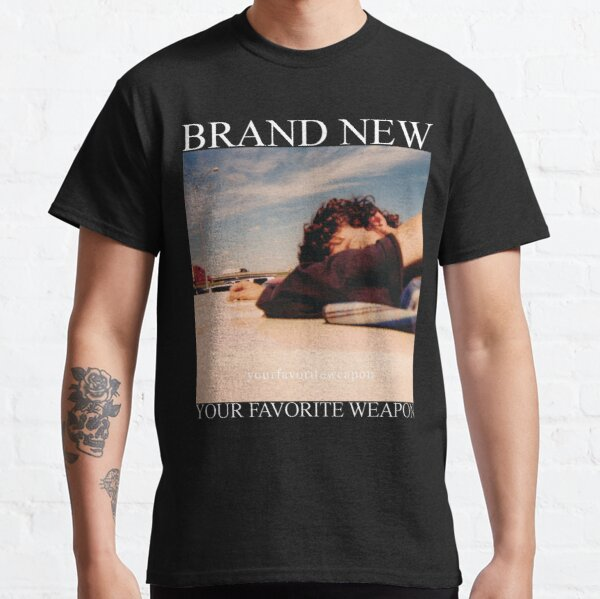 Brand New Your Favorite Weapon Classic T-Shirt