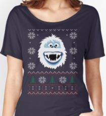Bumble's Ugly Sweater Women's Relaxed Fit T-Shirt