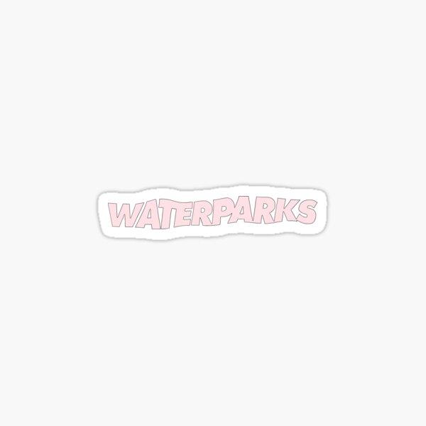 Waterparks Sticker