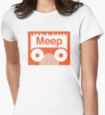 OFF ROAD MEEP Women's Fitted T-Shirt