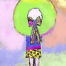 Girl in the Big Hat by Brian Gaynor