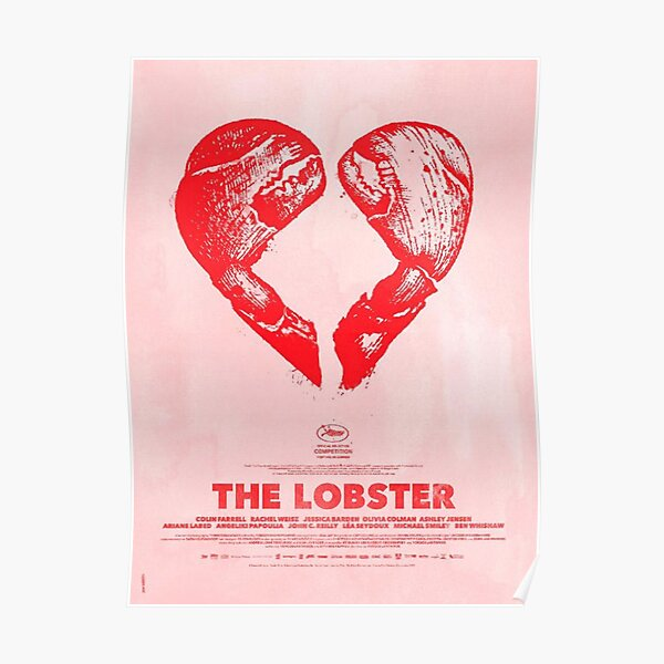 the lobster movie poster Poster