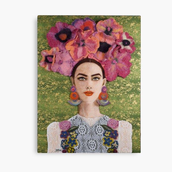 Natasha, Not Frida Canvas Print