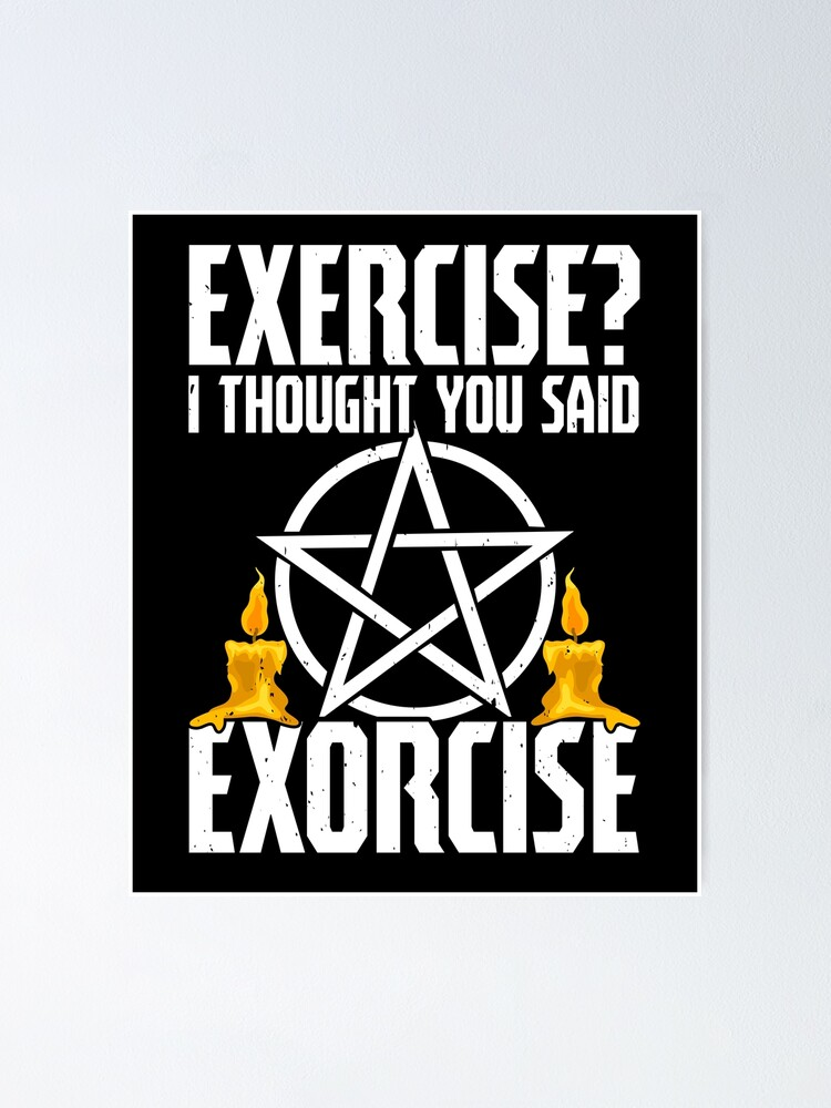 Funny Halloween Meme Fun Fitness Quotes Halloween Workout Poster By Teemixer Redbubble