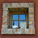 Brick Window #2 by Lee d'Entremont