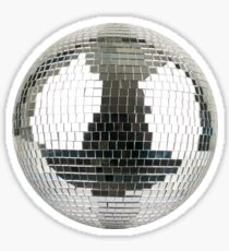 Mirrorball Disco Mirror Ball Sticker