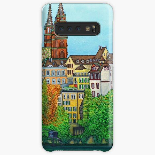 Colours of Basel, Switzerland Samsung Galaxy Leichte Hülle