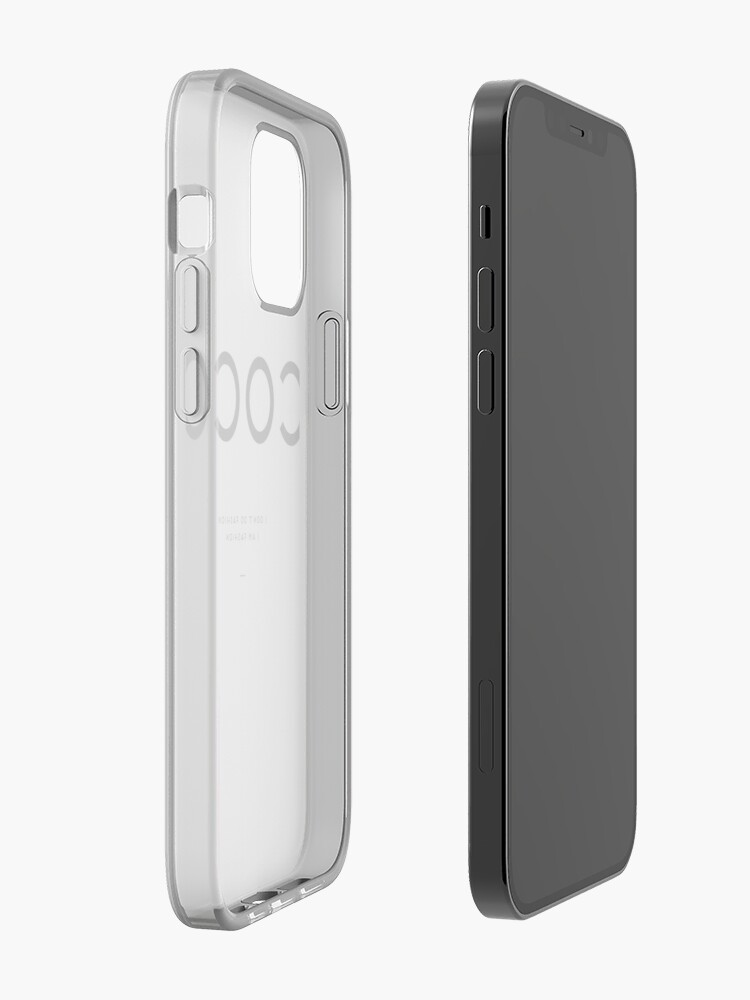 Alternate view of Coco Chanel iPhone Case & Cover