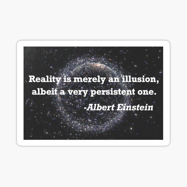 Produits sur le thème La Réalité Est Une Illusion | Redbubble