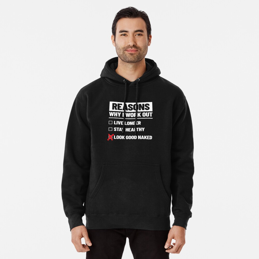 Personal Trainer Fitness Gift - Health Coach - Funny Workout Pullover Hoodie