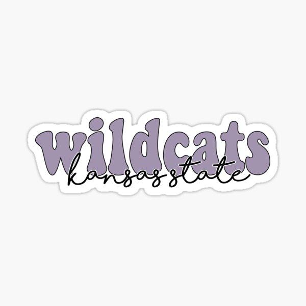 Kansas State Wildcats Sticker