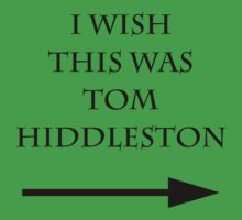 I wish this was Tom Hiddleston