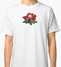 Red Roses and a Pink Rose Classic T-Shirt