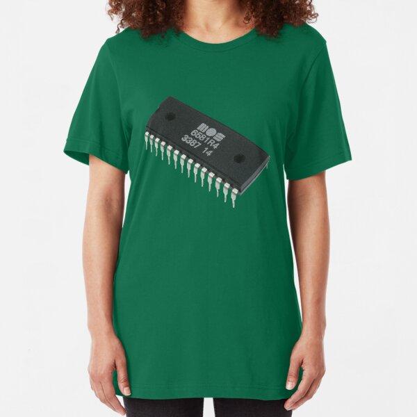 SID Chip Slim Fit T-Shirt