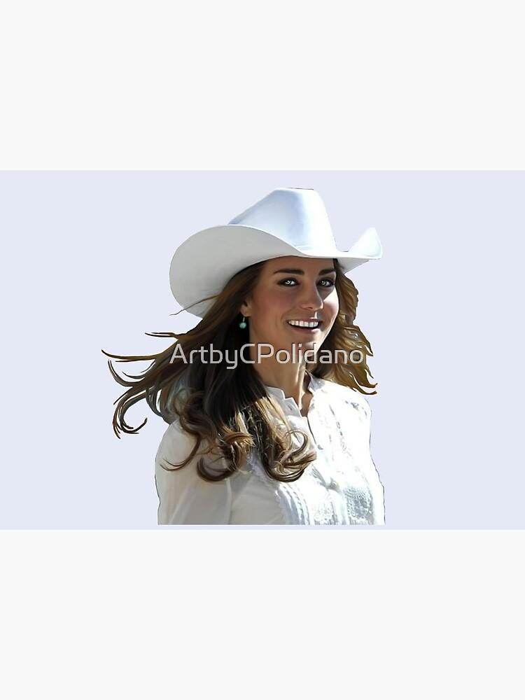 KATE MIDDLETON - Catherine, Duchess of Cambridge by ArtbyCPolidano