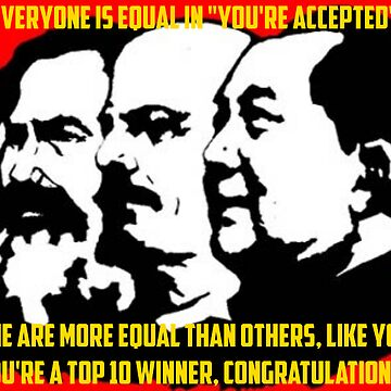 "For ""You're Accepted"" Banner Competition by Bigheadblue"