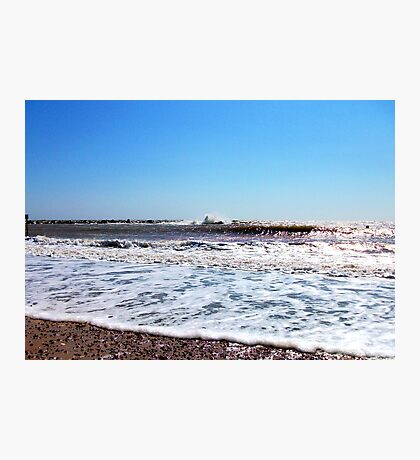 The Great Blue Yonder! Photographic Print
