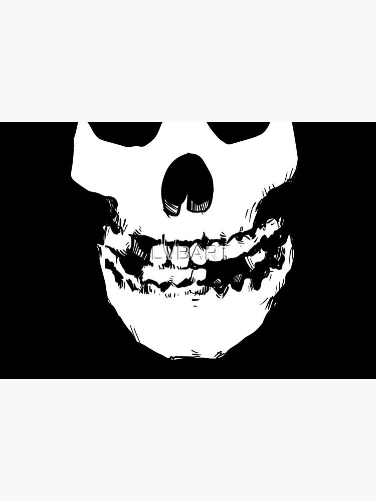138 Mask by LVBART