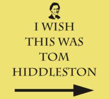 I wish this was Tom Hiddleston