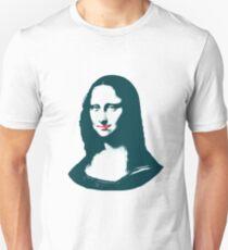 Pop Art Mona Lisa or La Gioconda T-Shirt