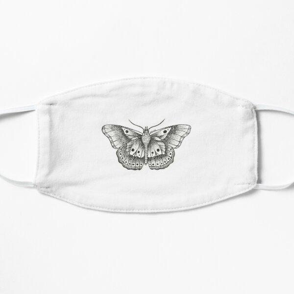 HS butterfly tattoo Flat Mask
