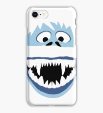 Simple Bumble Face iPhone Case/Skin