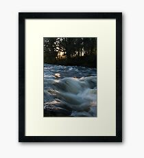 River Dart Framed Print