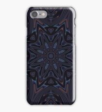 Kaleidoscope 2 Black / Dark Mandala abstract iPhone & iPod Case / Cover iPhone Case/Skin