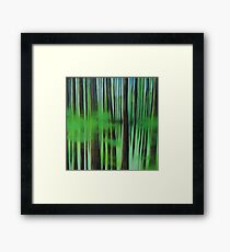 drive by Framed Print
