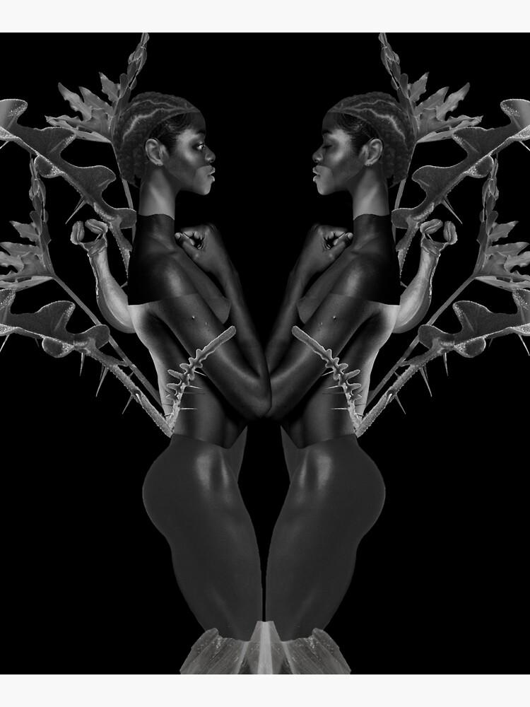 Rebirth of Self - butterfly, nature, metamorphosis by ilariaantolini