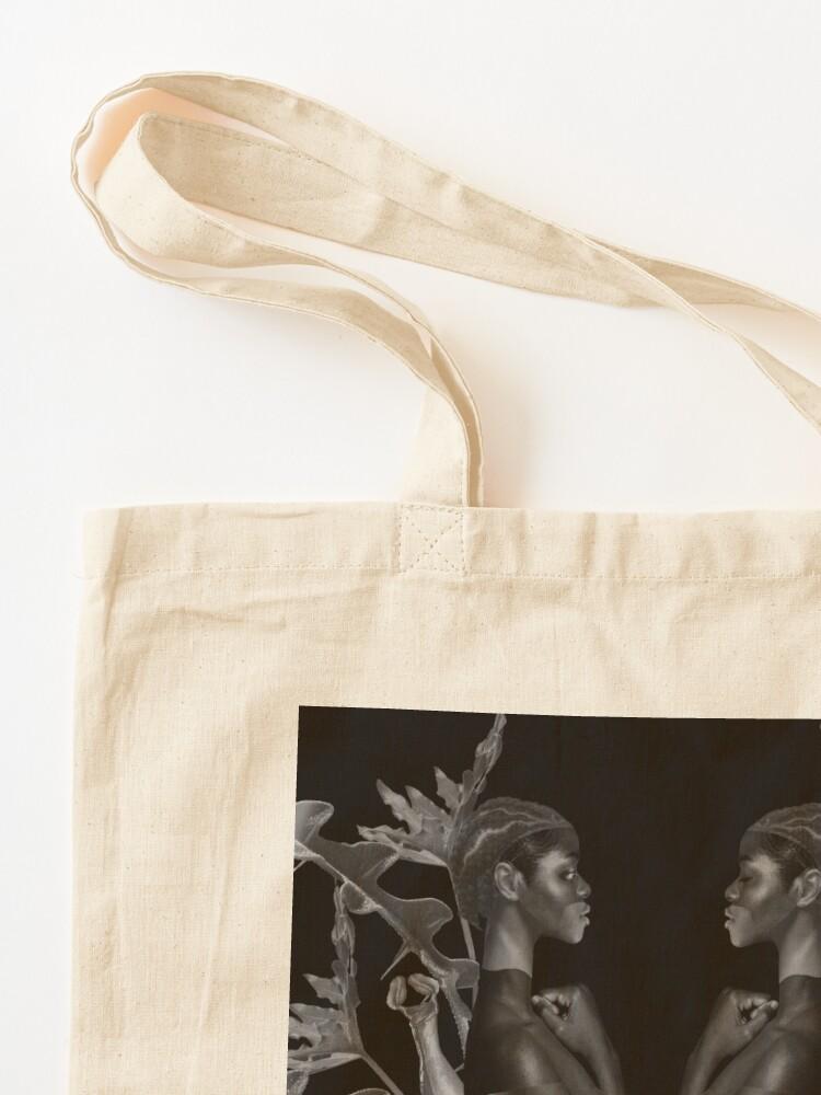 Alternate view of Rebirth of Self - butterfly, nature, metamorphosis Tote Bag