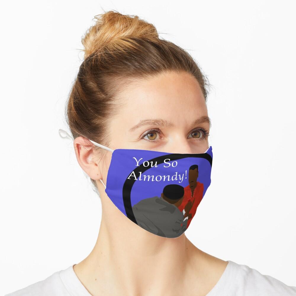 You So Almondy!!! Mask