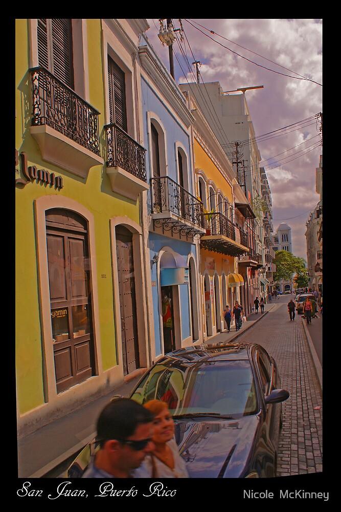 Essence of San Juan by Nicole  McKinney