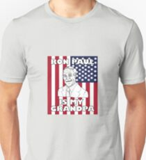 Ron Paul is My Grandpa T-Shirt