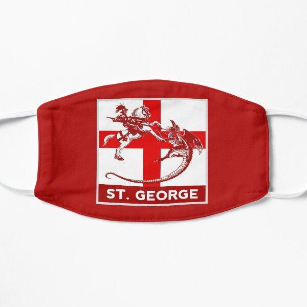 St George Pop Art Flat Mask