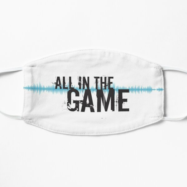 """All in the Game - """"The Wire"""" - Dark Flat Mask"""