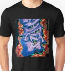 Graffiti. Street Art in Australia.4 Unisex T-Shirt