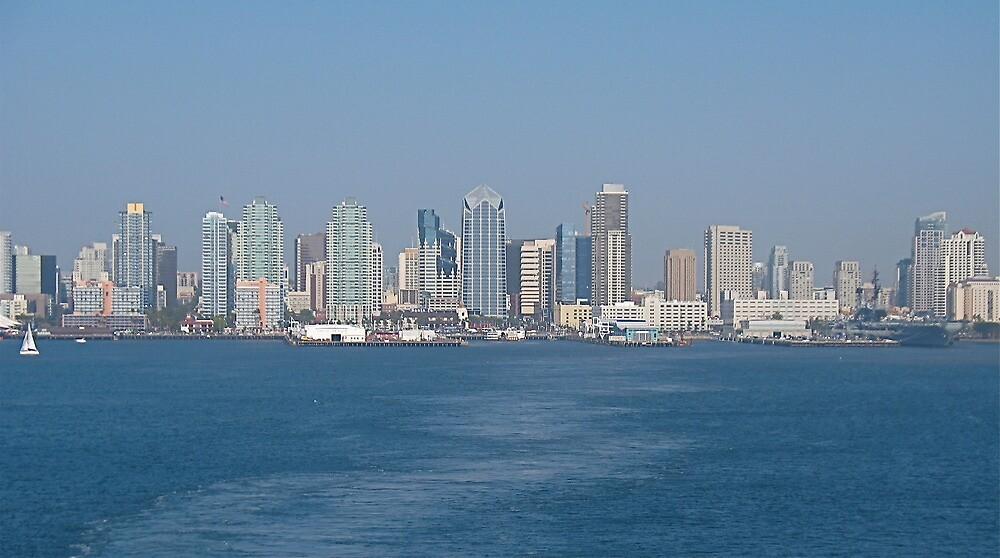 San Diego, CA  USA by Ian Phares